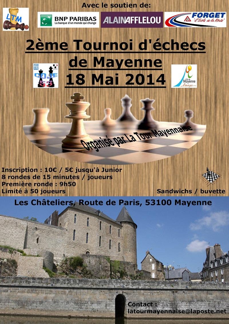 Tournoi de Mayenne