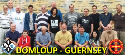 Connétable Chess Cup Domloup - Guernsey